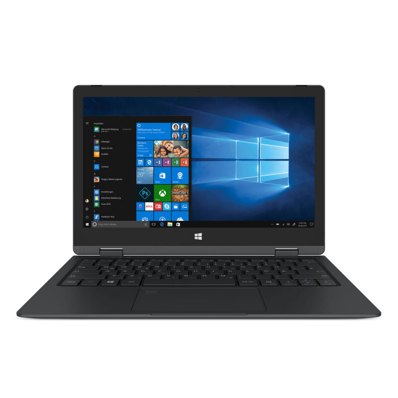 "TREKSTOR PRIMEBOOK C11B-CO 2in1 11,6"" Full HD IPS Touch, 4GB RAM, 64GB, Intel N3350, Win 10 S, inkl. Office 365 Personal [1 Jah"