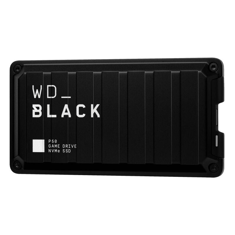 WD Black P50 Game Drive SSD 2TB - externe Solid-State-Drive, USB-C 3.2 Gen2x2