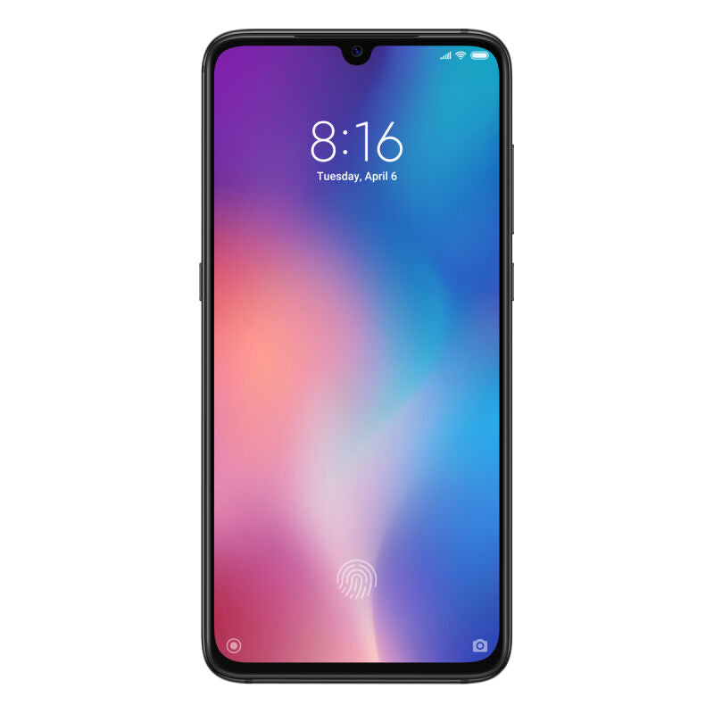 "Xiaomi Mi 9 128GB Dual-SIM Schwarz EU [16,23cm (6,39"") OLED Display, Android 9.0, 48+12+16MP Triple Hauptkamera]"
