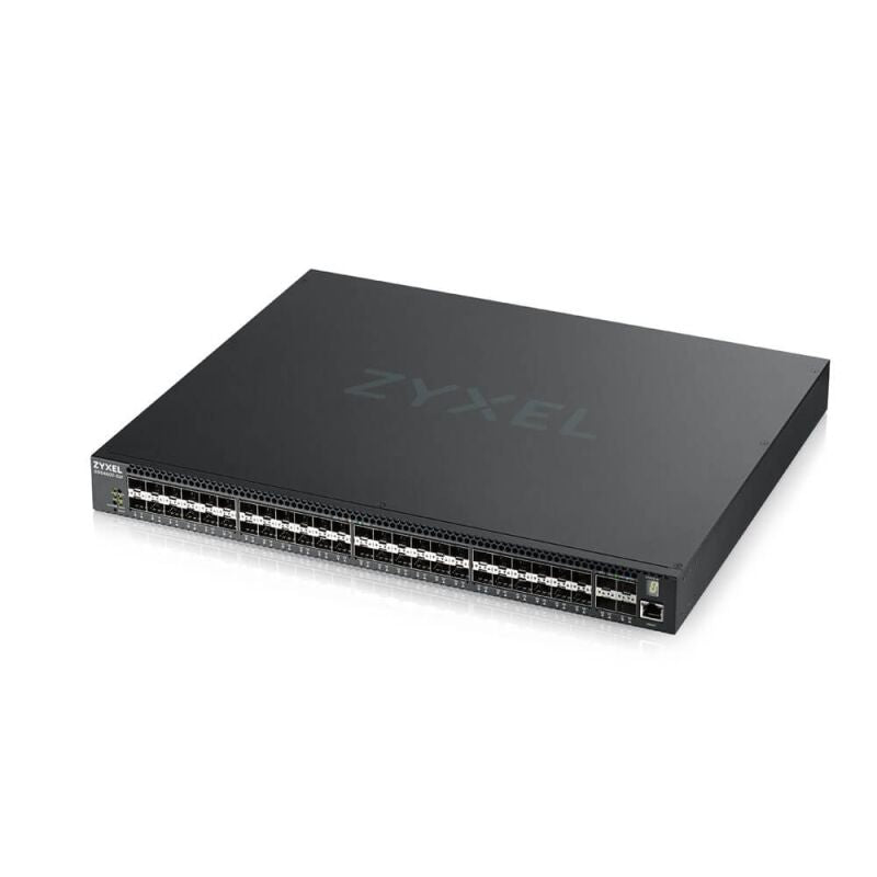 Zyxel 48-Port 1 Gbit/s L3 Managed Switch with 4 SFP+ Uplink (XGS4600-52F)