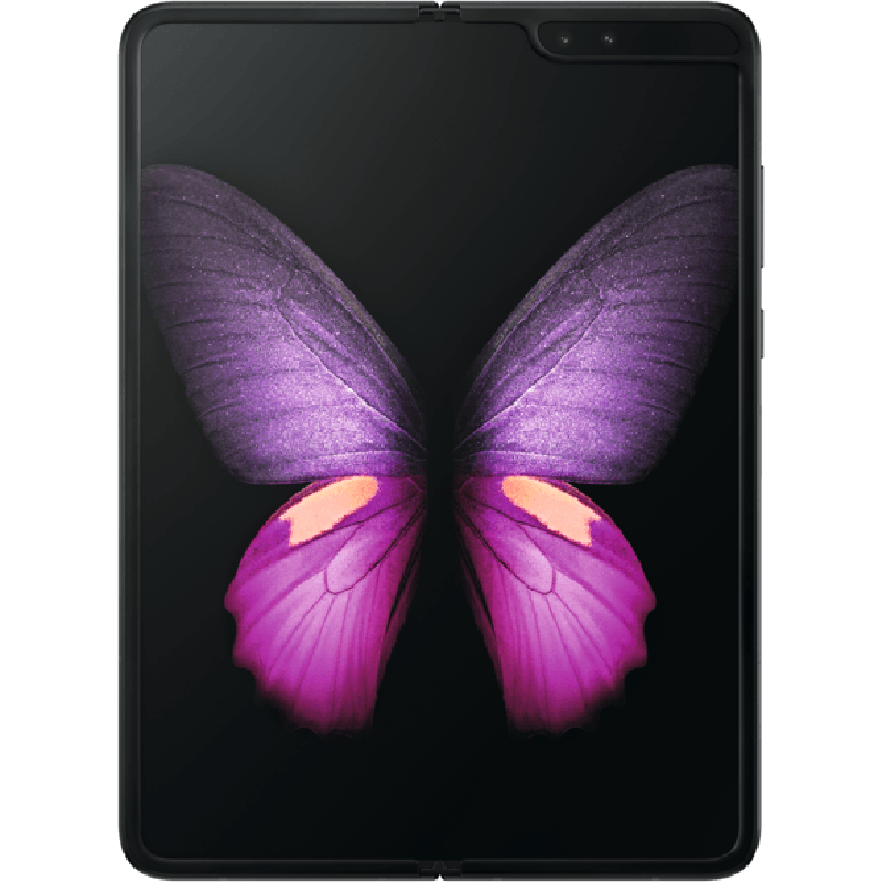 SAMSUNG Galaxy Fold 5G 512 GB Cosmos Black
