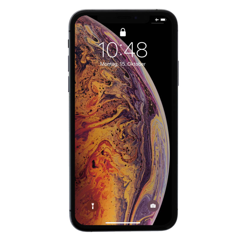 "Apple iPhone Xs 256GB Dual-SIM Space Grau [14,7cm (5,8"") OLED Display, iOS 12, 12MP Dual Hauptkamera]"