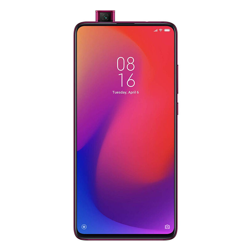 "Xiaomi Mi 9T 128GB Dual-SIM Rot EU [16,23cm (6,39"") OLED Display, Android 9.0, 48+8+13MP AI Triple Kamera]"