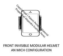 Load image into Gallery viewer, Invisible Modular Helmets