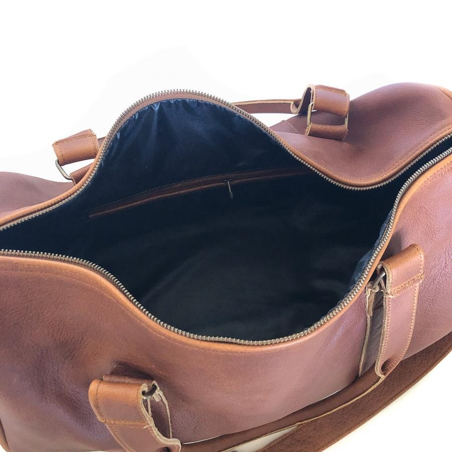 Weekender Leather Duffel