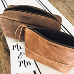 His & Hers Gift | Toiletry Bags