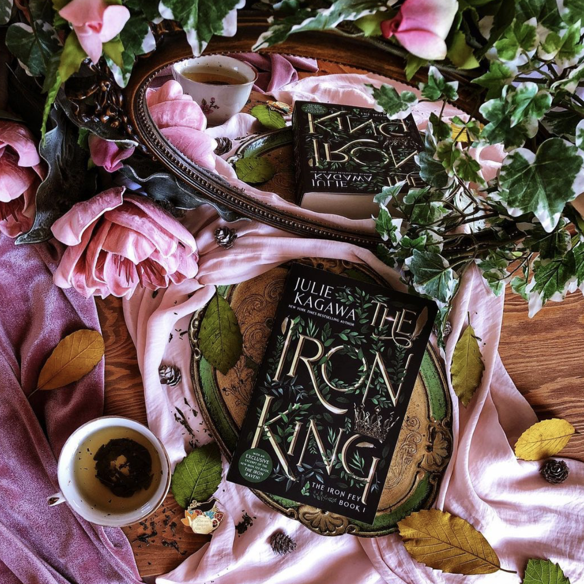 The Iron King Paperback by Julie Kagawa