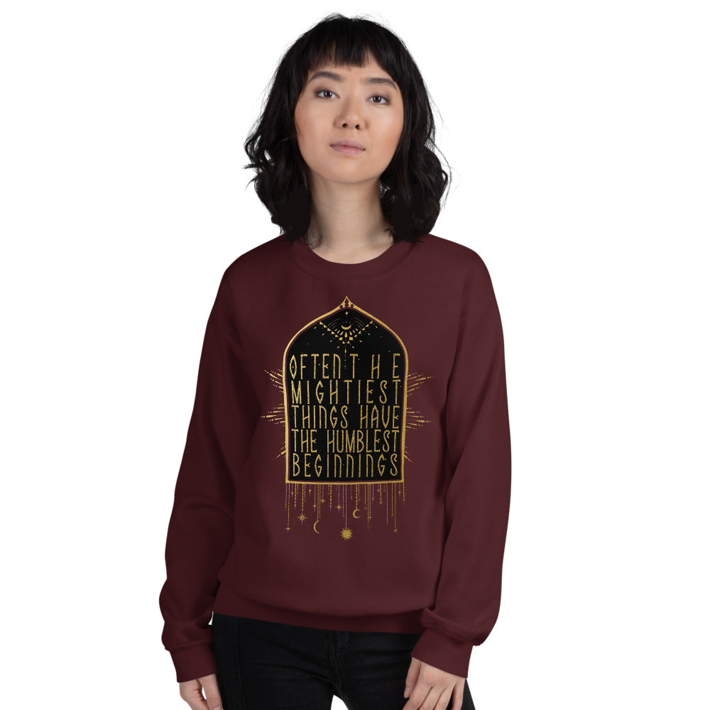 October City of Brass Sweatshirt 2019