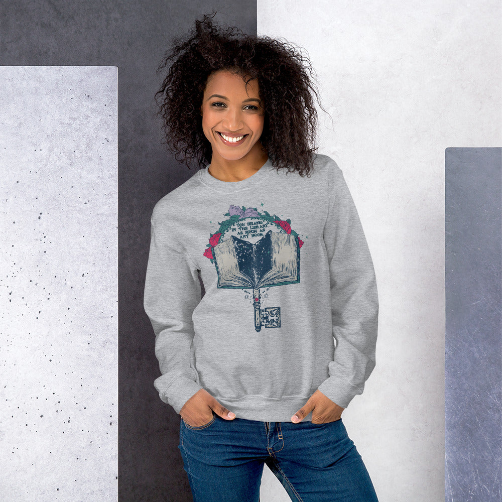 July Sorcery of Thorns Sweatshirt 2020