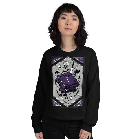 November Bookish Noverantale Boyfriend Sweatshirt 2019