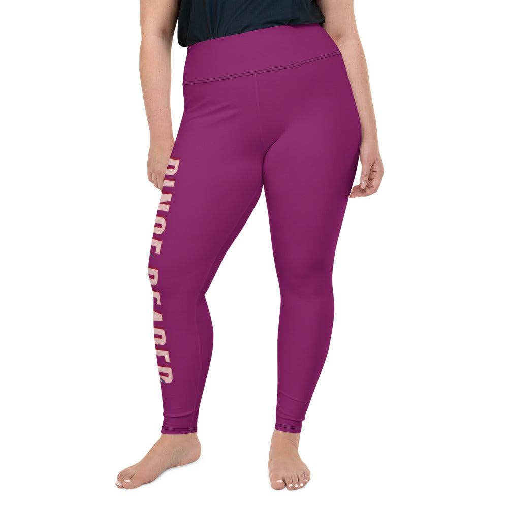 Binge Reader Plus Size Leggings