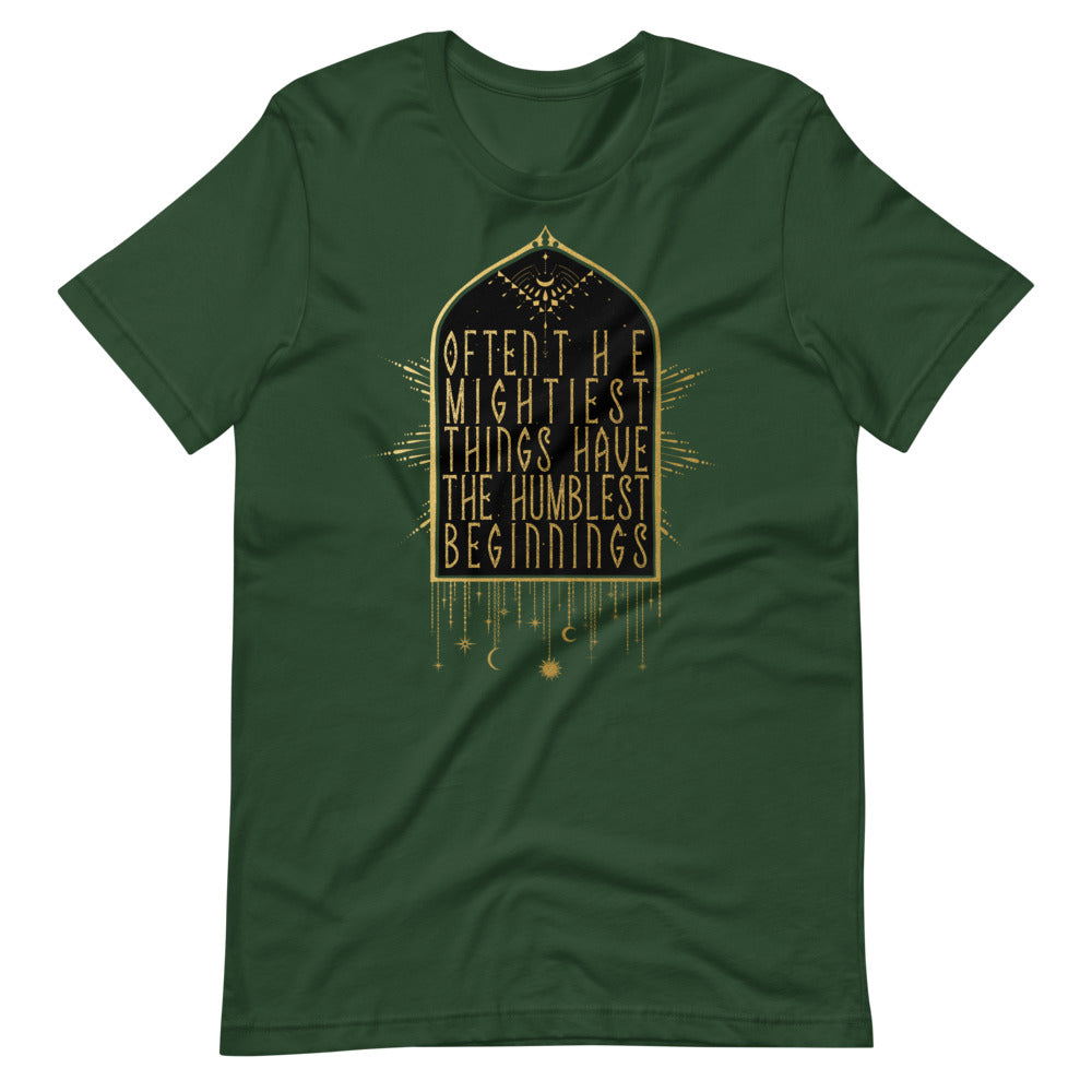 October City of Brass Shirt 2019