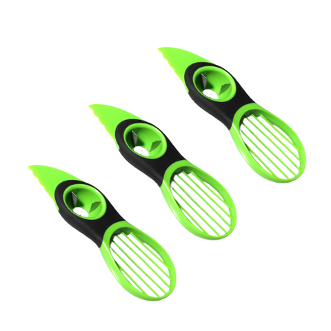 """3 Pack 3-in-1 Avocado Slicer"""