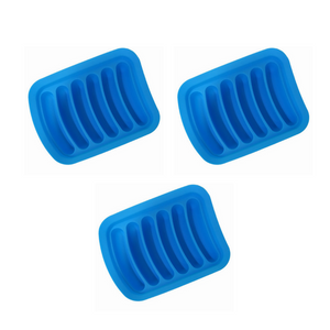 (3 Pack) - Silicone Sausage Maker