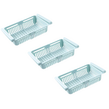3 Pack- Fridge Storage Racks