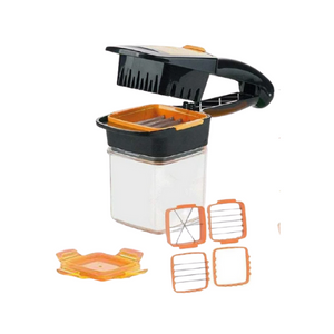 1 Pack- Fruit and Veggie Slicer