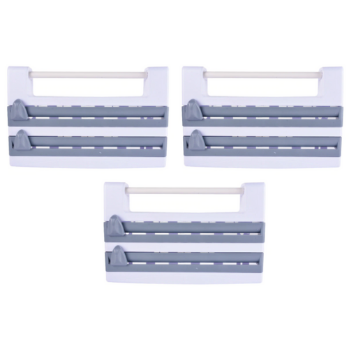 """(3 Pack) Multifunction Film Storage Rack"""