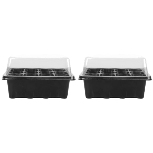 2 Pack- Mini Greenhouse Seed Starter