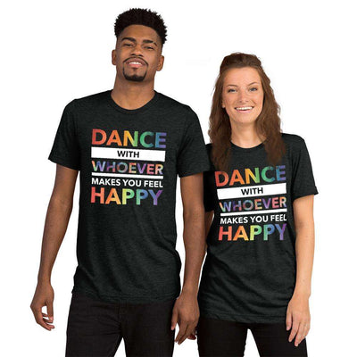 Dance with Happy PRIDE EDITION Unisex T-Shirt
