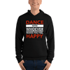 Dance with Happy Unisex Hoodie