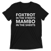 Foxtrot and Mambo Sheets Unisex T-Shirt
