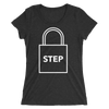 Lock Step Form-Fitting T-Shirt