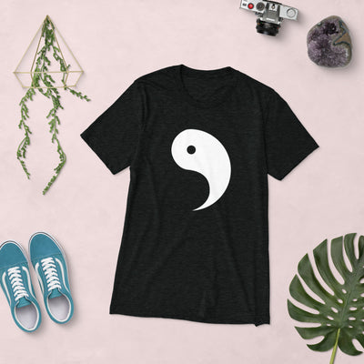 Yin and Yang LEFT SIDE Unisex T-Shirt