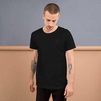 BLACK DANCE SHIRT Unisex T-Shirt