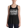 Rhinestones and Fake Tans Form-Fitting Racerback Tank