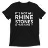 Rhinestones and Fake Tans Unisex T-Shirt