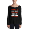 Russian Coach Form-Fitting Long Sleeve Tee