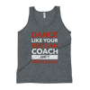 Russian Coach Unisex Tank Top