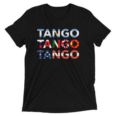 Three Tangos Unisex T-Shirt