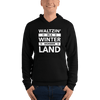 Waltzin' in a Winter Wonder Land Unisex Hoodie