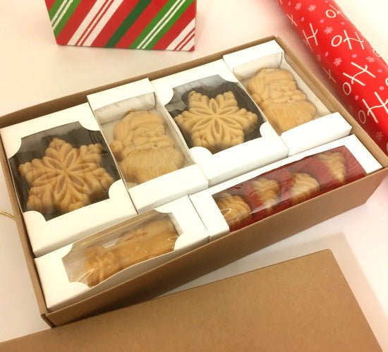 Christmas Maple Candy Gifts