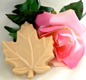 Most Popular, Large 1.5 oz. Maple Sugar Candy Leaf