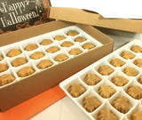 48-piece Maple Sugar Natural Halloween Candy Gift Box