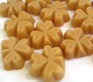 Shamrocks, Pure BULK Maple Sugar Candy, 1 lb.