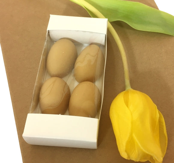 Maple Candy Easter Eggs, 4-piece Gift Box