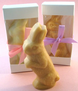 Plain Pure & Natural Maple Candy Easter Bunny