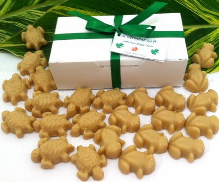 SAVE THE FROGS - Maple Candy Gift Box