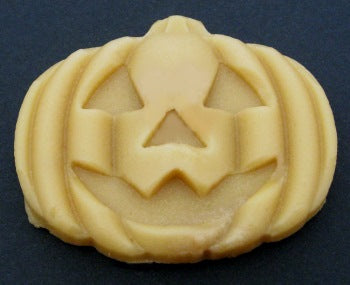 Pumpkin-shaped Halloween Maple Sugar Candy, 1.3 oz.