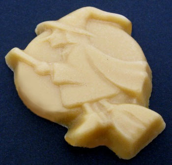Witch-shaped Halloween Maple Sugar Candy, 1.6 oz.