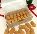 It's Christmas! Assorted Shapes Maple Candy Gift Box