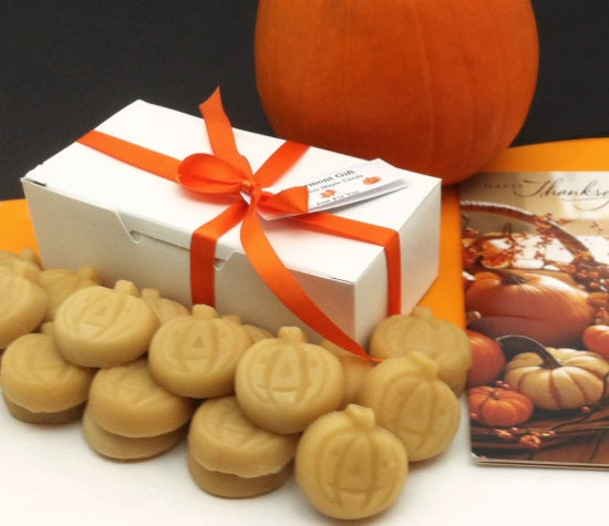 Pumpkins! Halloween Pure Vermont Maple Candy Gift Box