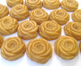 Maple sugar candy roses