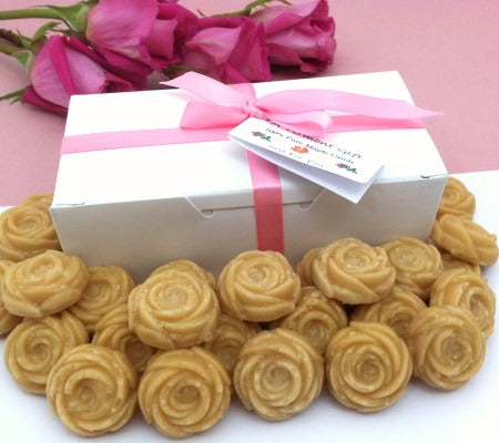 Mother's Day Gift Box - Pure Vermont Maple Candy Roses