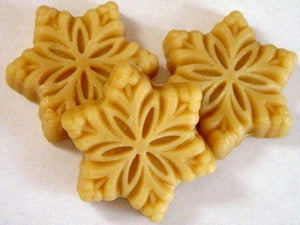 Large 1.5 oz. Maple Sugar Candy Winter Snowflake