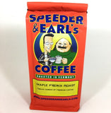 Outstanding Maple French Roast Coffee, 12 oz. pkg.