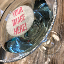 Load image into Gallery viewer, Edible Flash Dust Glitter by NFD for Adding Sparkle to Your Glass Rim